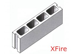 Blocco CLS XFire 12X20X50