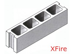 Blocco CLS XFire 15X20X50