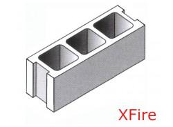 Blocco CLS XFire 20X20X50